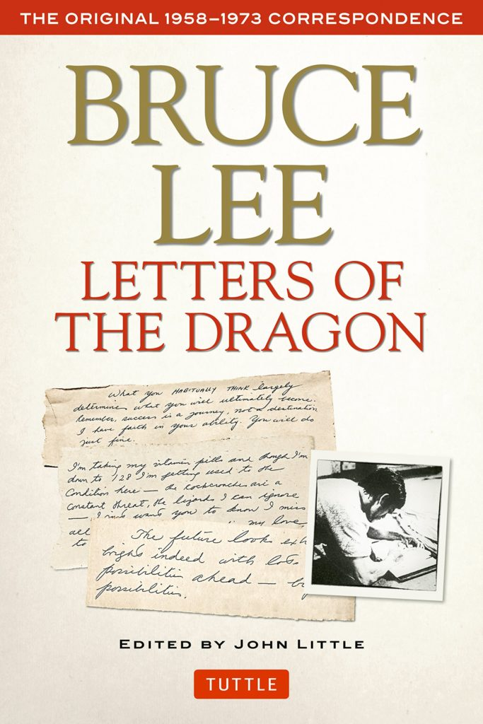 bruce lee biography written about him book