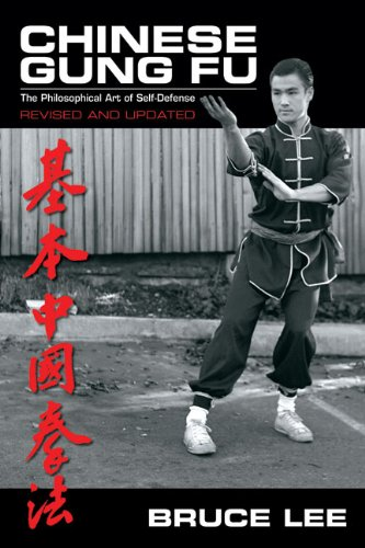 Bruce Lee book on chinese gung fu