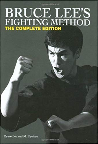 Bruce Lee Books Fighting Method Complete Edition