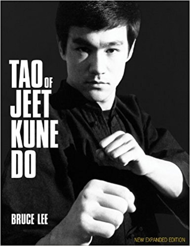 Bruce Lee Books on Martial Arts Tao of Jeet Kune Do