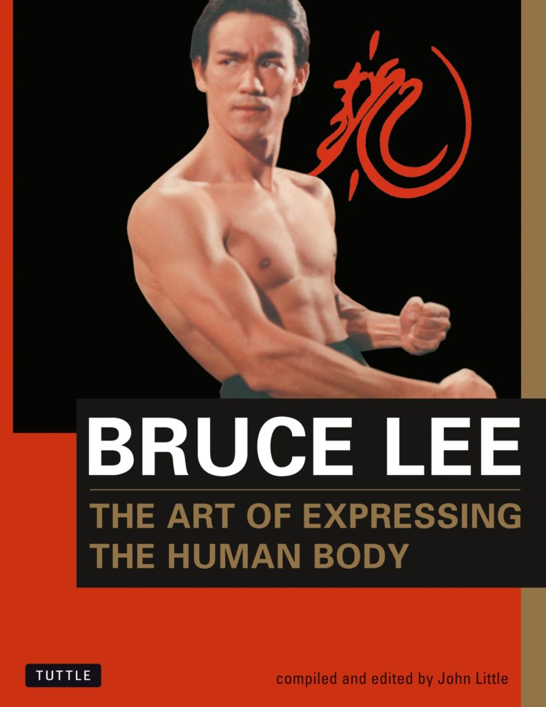 Bruce Lee Book on Training and Diet The Art of Expressing the Human Body